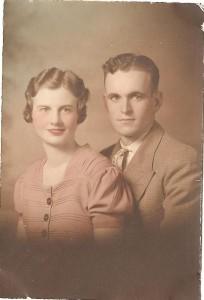 young Granny  Papa